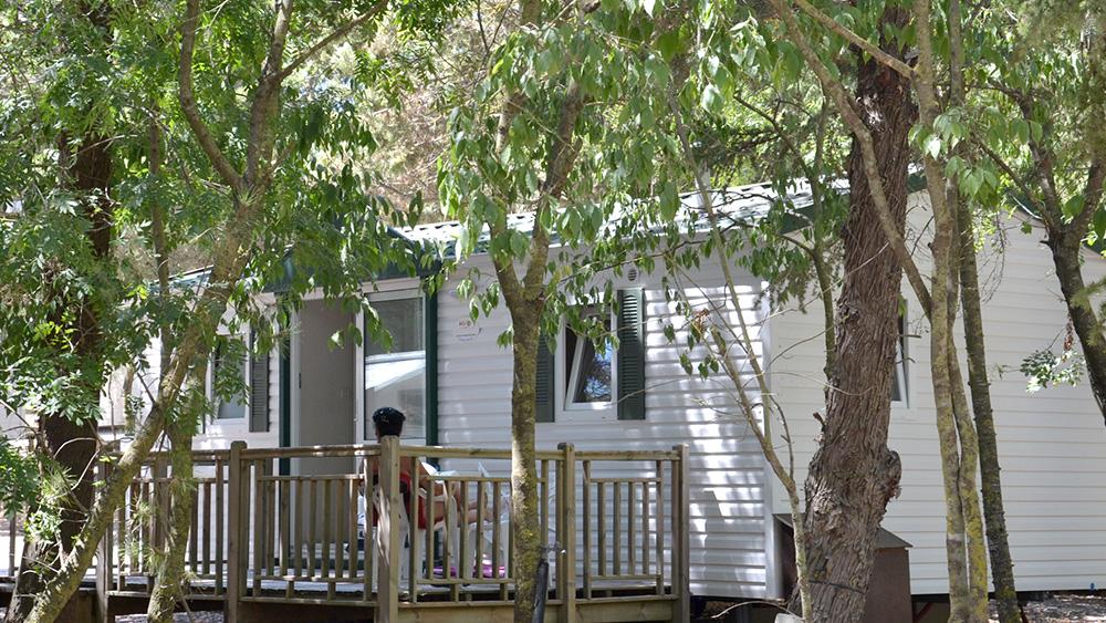 Mobil-home Camping Terre de Soleil, languedoc roussillon, herault, naturisme