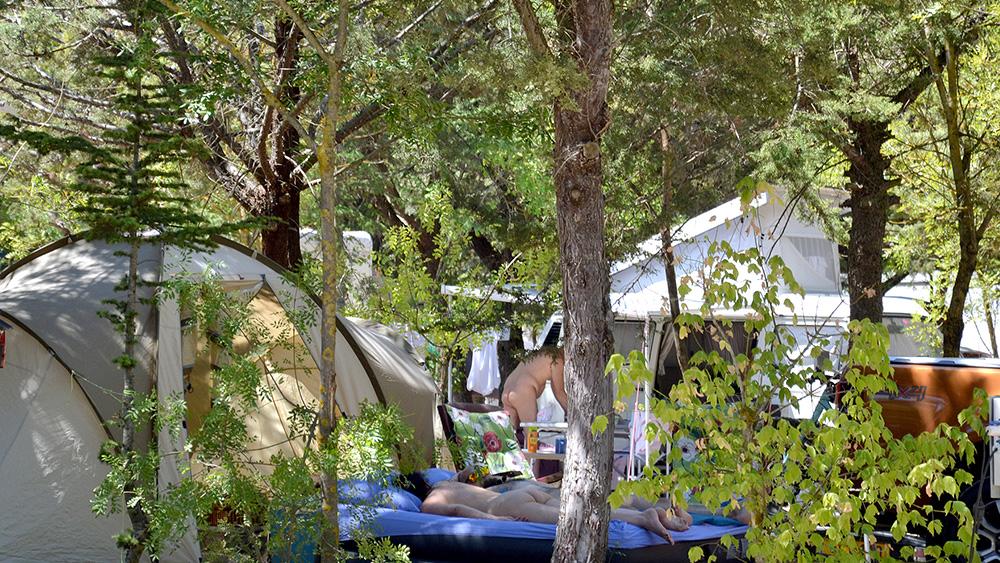 Camping Terre de Soleil, languedoc roussillon, herault, naturisme