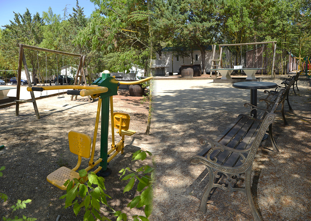 Camping naturiste Terre de Soleil