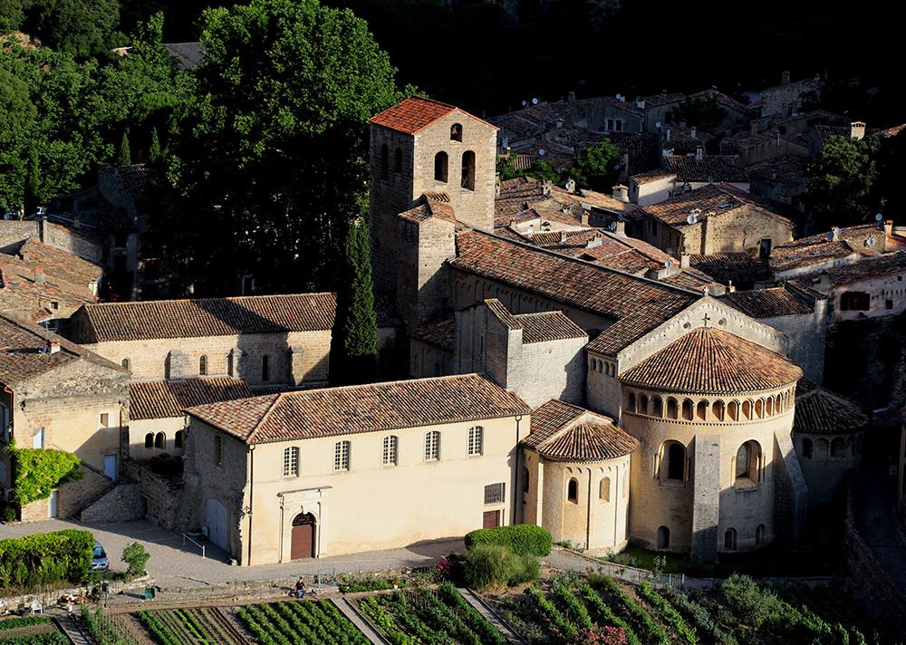 Abbaye de Gellone ©Benoît Piquart